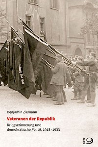 Benjamin Ziemann - Veteranen der Republic book cover.
