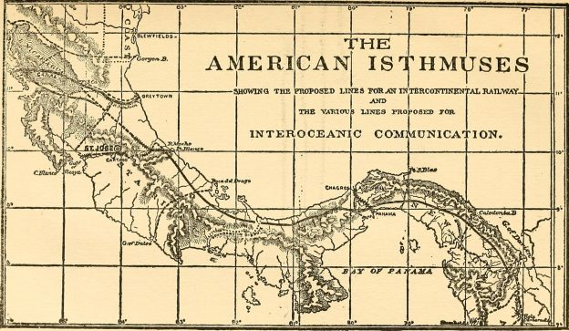 The American Isthmus